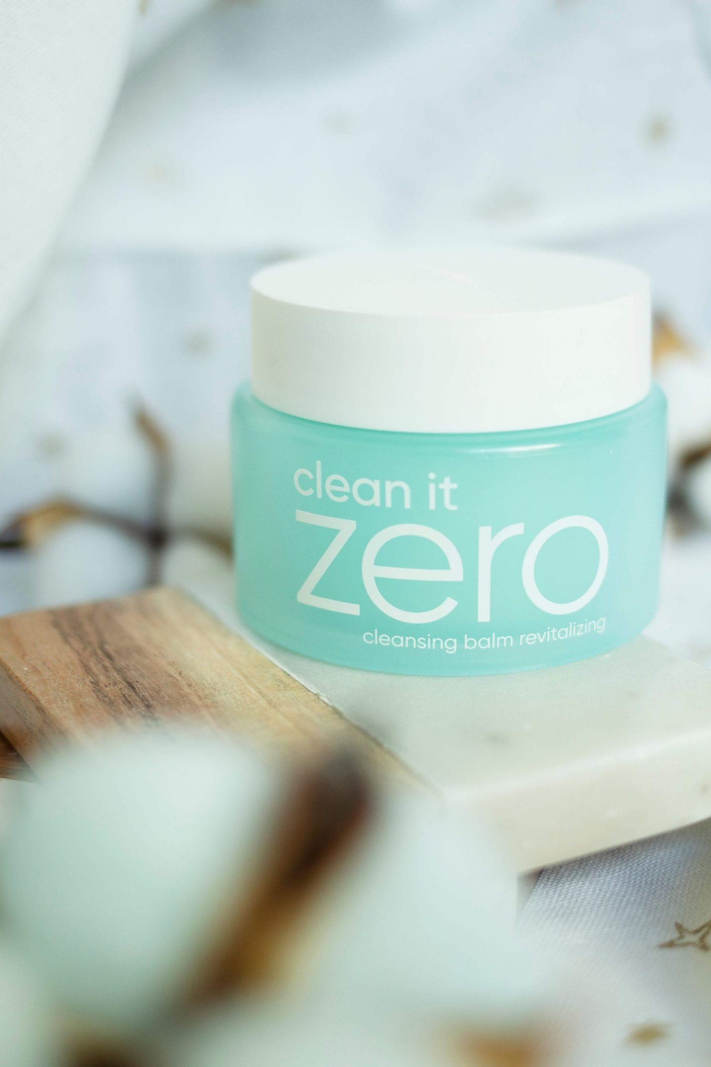 banilaco clean it zero revitalizing cleansing balm