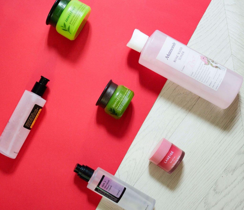 Popular Kbeauty products