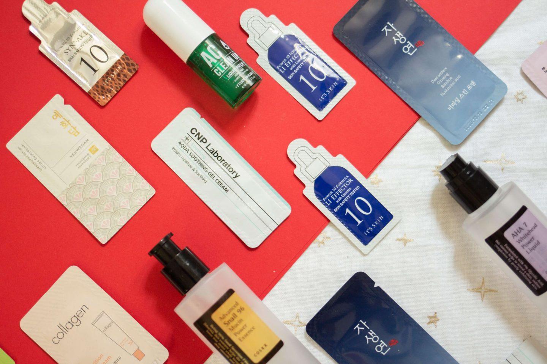Korean Beauty for beginners testers