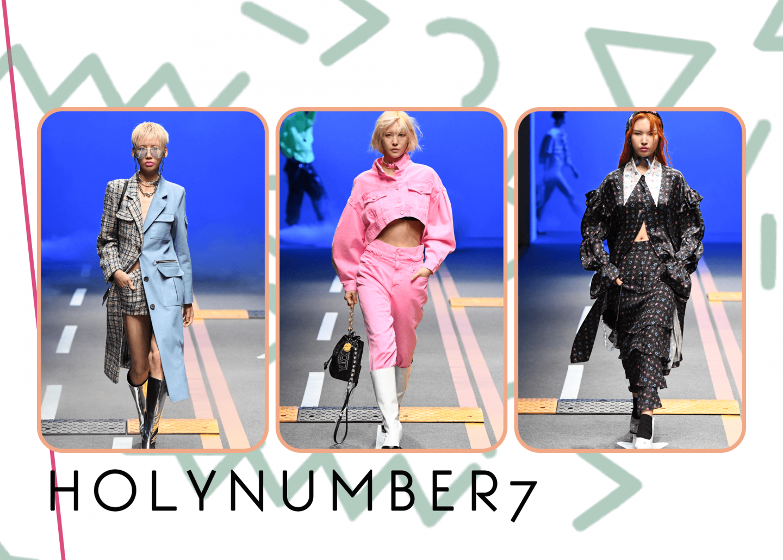 seoul fashion week ss20  holynumber7 favourite looks fiixii
