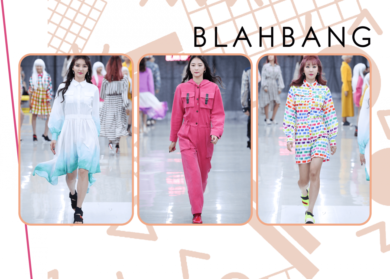 seoul fashion week ss20  blahbang  favourite looks fiixii