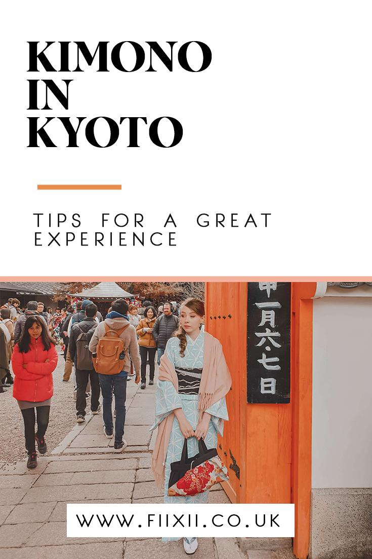 kimono in kyoto tips for great experience fiixii