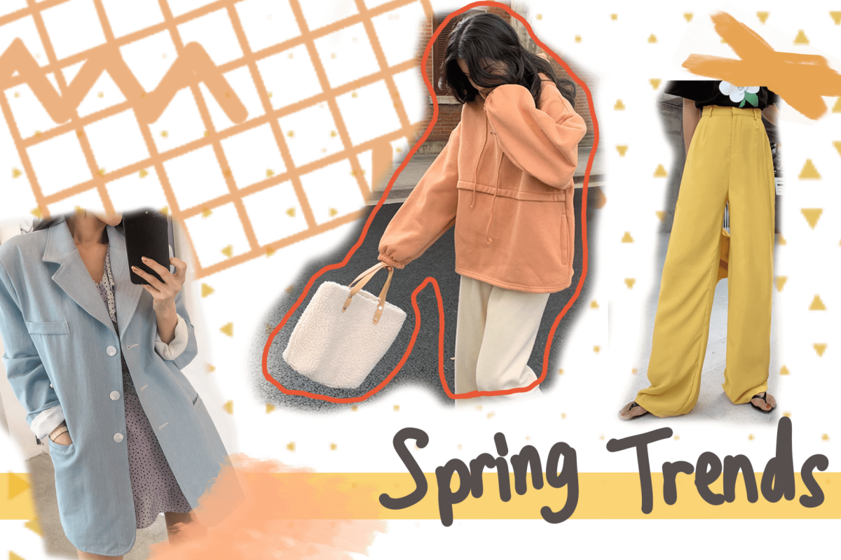 spring trends to wear 2020